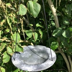 Lilla Fågelbadet, hängande