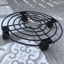 Krukfat på hjul